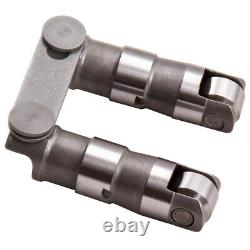 16 Hydraulic Roller Lifters Fit For Chevrolet Chevy SBC Small Block 350 265-400