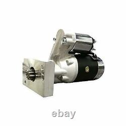 4HP High Torque New Mini Starter Fit for Chevrolet SBC 350 BBC 454 Dual Inlin