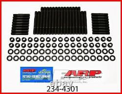 ARP HEAD STUD KIT 234-4301 CHROMOLY Fits CHEVROLET SBC 283 305 307 327 350 400