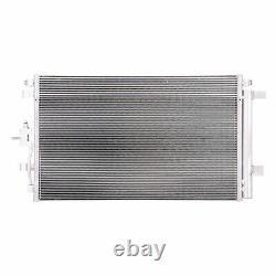 A/C AC Condenser For Chevrolet GMC Fits Equinox Terrain 1.5l 1.6l 2.0l L4 30082
