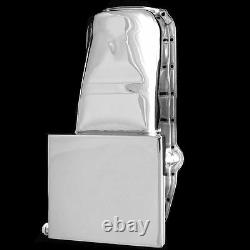 Chrome Deep Oil Pan Fits Small Block Chevy 327 350 400 1957-79 Chevrolet Engines