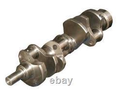 EAGLE 10400375057I Crankshaft in Iron- 3.750 Stroke Fits Small Block Chevy