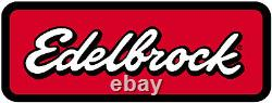 Edelbrock 60895 RPM Cylinder Head Fits 1986 and Earlier Small Block Chevy
