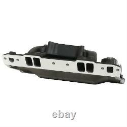 Edelbrock 75013 Performer RPM Air-Gap Intake Manifold Fits SBC Chevy 327 350
