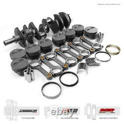 Fits Chevy SBC 350 3.750 383 ci 1Pc-Seal Rotating Assembly Kit Street Series