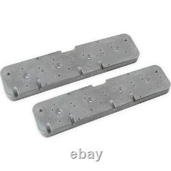 Holley 241-298 Valve Cover Adapter Plates GM LS Engines Fits Small Block Chevy P