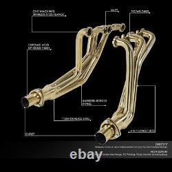 J2 Fit 84-91 Chevy/GMC 5.0/5.7 SBC Small Block Long Tube Exhaust Header Manifold