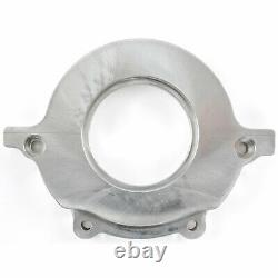 JEGS 502501 Rear Main Seal Adapter Fits 1986-02 Small Block Chevy Engine Block