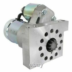 New Fits Super-mini Starter 153/168 Tooth Flywheel Sbc Bbc Fits Gm/chevy 19695