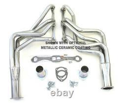 Patriot Exhaust H8047 Full Length Headers Kit Fits SBC Chevy A/B/F/X-Body