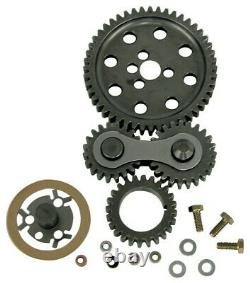 Proform 66917C Timing Gear Drive Kit withDual Idler/Noisy Fits Small Block Chevy