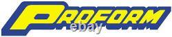 Proform Fits Chevrolet Alloy Slant Edge Valve Covers Fits Chev SB PR141-924