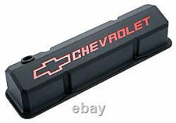 Proform Parts 141-928 Slant-Edge Valve Cover fits Chevrolet And Bow Tie Em