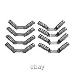 Retro-Fit Roller Lifters Link Bar Small Block for Chevy SBC 350 265 400 V8 CT