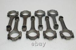 Small Block Chevy 5.700 I Beam Steel Connecting Rods Small Journal Press Fit