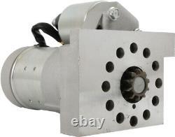 Starter Fits Gm Sbc Bbc Chevy Super Mini High Torque 153/168 Tooth S114-823sbx