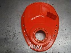 Used OEM Timing Cover Fits Z28 LT1 L79 8 Balancer 302 327 350 SBC 2nd Design