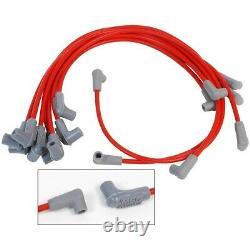 30479 Msd Set De 8 Fils Spark Plug Nouveau Pour Chevy Express Van Suburban Blazer