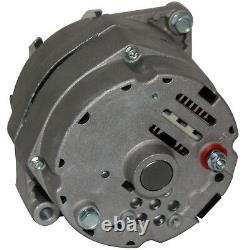 65amp Alternator Convient À Chevrolet Gm Sbc Bbc Chevy 1 Wire