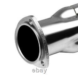 Ajustement 67-81 F-body Small Block Sbc 265-400 T304 Clipster Header/exhaust Manifold