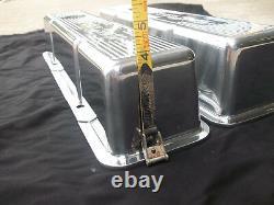 Chevrolet Ghost Tie 383 Stroker Chevy Sb Stock Heighvalve Cover Respirateur Pcv Set