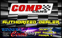 Comp Cams 853-16 Retro-fit Hydraulic Roller Lifters Petit Bloc Chevy