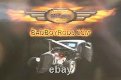 Custom Machine Ghostie Chevy Small Block Tall Valve Cover 12 Nettoyeur D'air Ovale