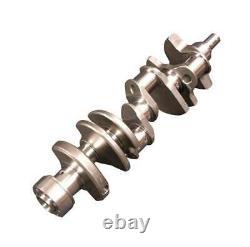 Eagle 103523750 Iron Crankingshaft 3.750 Stroke S'adapte Petit Bloc Chevy 1 Pc Seal