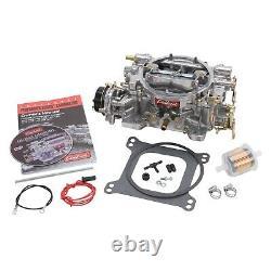 Edelbrock 1406 600 Cfm Performer Series Carburetor Electric Choke Fits Sbc Ford