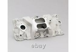 Edelbrock Performer Intake Manifold 2104 Chevy Sbc S'adapte 87-95 350 Tbi Heads
