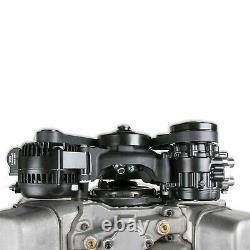 Holley 20-240bk Petit Bloc Chevy Mid-mount Kit D'entraînement Complet D'accessoire S'adapte Ge