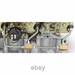 Holley 34-51 3x2 Kit Ligne De Carburant Petit Bloc Chevy S'adapte 510-300-521 Et 510-300-52