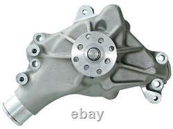 Lwp En Aluminium S'adapte Sbc Pompe À Eau Refroidissement Chevy Hot Rod Vintage Kustom 1950s