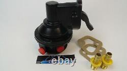 Pompe Mécanique De Remplacement Sbc Chevy 305 350 400 Avec Raccords