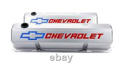 Proform Valve Haute En Aluminium Couvre Petit Bloc S'adapte Chevy P/n 141-923
