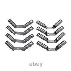 Retro-fit Roller Lifters Link Bar Petit Bloc Pour Chevy Sbc 350 265 400 V8 Ct