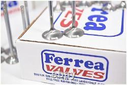 Robinets D'échappement Série Ferrea 6000 1955-2012 Convient À Chevy Sbc 1.6 11/32 5.01 0.25
