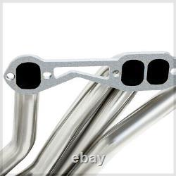 S'adapte 1982-1992 Camaro /firebird Sbc Atfull Lengthexhaust Manifold Header+y-pipe
