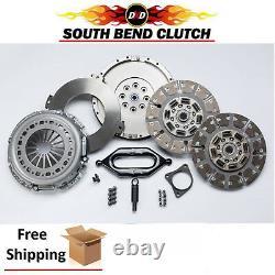 Southbend Dual Disc Clutch Fits 94-04 5.9l Cummins Diesel Nv4500 5 Vitesse 700hp