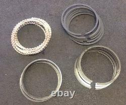 Total Seal 4.060+5 Bore 1/16 1/16 3/16 Piston Rings Set For Chevrolet Ford V8
